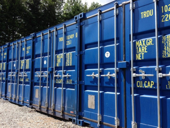 Container Storage, Selfstore Eastbourne, Freight container Storage