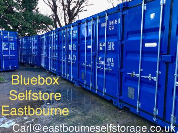 Container Storage Eastbourne, Hailsham, Polegate